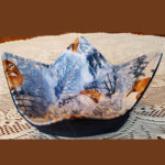 Foxes Microwave Bowl Cozy